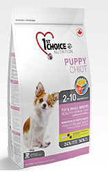 1st Choice Puppy TOY & SMALL BREEDS – Healthy Skin & Coat