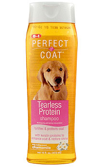 """8 in 1\""   Perfect Coat Hypoallergenic Shampoo for Dods - 473мл"