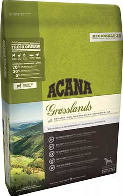 Acana Regionals Grasslands for DOG <font color=red> New!</font>