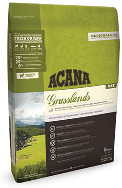 Acana Regionals Grasslands for CAT