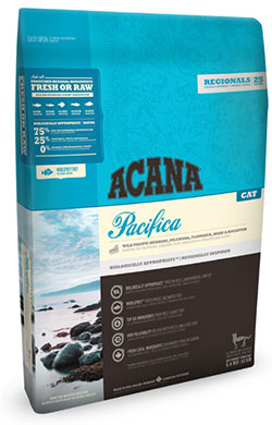 Acana Regionals Pacifica for CAT  <font color=red> New!</font>