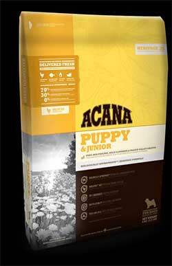 Acana Heritage Puppy & Junior<font color=red> New!</font>