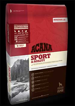 Acana Heritage Sport & Agility<font color=red> New!</font>