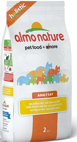 Almo Nature Holistic CAT Chicken&Rice