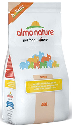 Almo Nature Holistic KITTEN Chicken&Rice
