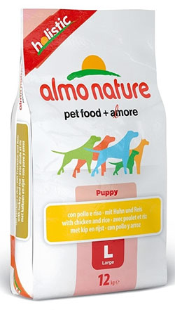 Almo Nature Holistic Large Puppy- Chicken&Rice (L)
