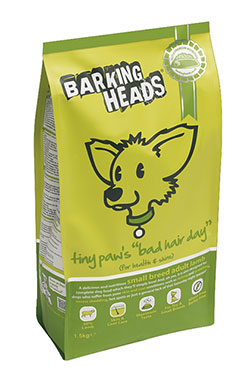 Barking Heads - Tiny paw's' bad Hair day (small breed adult lamb)