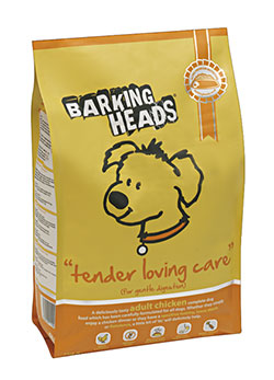 Barking Heads - Tender Loving Care (Chicken Adult)