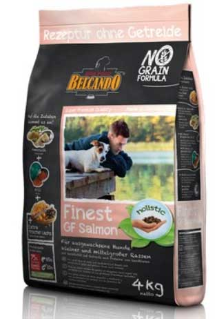 Belcando Finest GF Salmon - Holistic - No Grain
