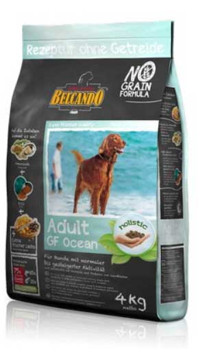 Belcando Adult GF  Ocean - Holistic - No Grain