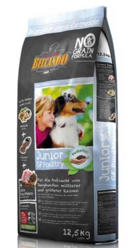 Belcando Junior GF Poultry - Holistic - No Grain