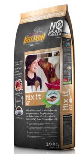 Belcando Mix it GF - Holistic - No Grain