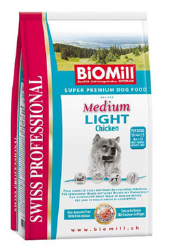 BiOMill Swiss Professional Medium Light