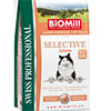 BiOMill   Swiss Professional Cat Selective Salmon