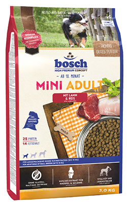 Bosch Adult Mini Lamb&Rice