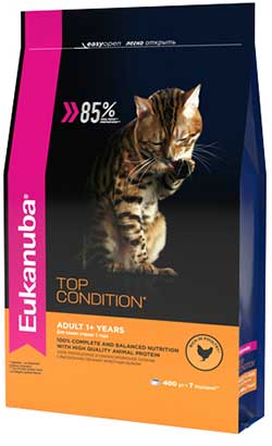 Eukanuba Cat Adult - Top Condition