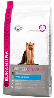 Eukanuba Dog Breed Specific  - Yorkshire Terrier