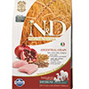 Farmina N&D Low Grain Chicken & Pomegranate Adult Dog