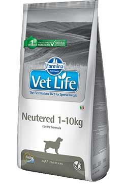 Farmina Vet Life Neutered 1-10kg Canine