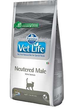 Farmina Vet Life Neutered Male Feline