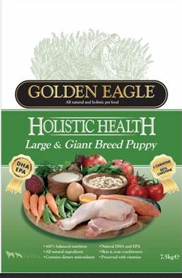 Golden Eagle Holistic Large&Giant Breed Puppy 23/13