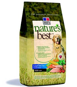 Hill`s Nature\'s Best Canine Adult Large Breed / Giant