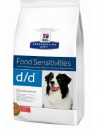 Hill's  Prescription Diet™ Canine d/d™ Duck & Rice. Food Sensitivities
