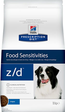 Hill's  Prescription Diet™ Canine Z/D™ Food Sensitivities