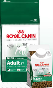 Royal Canin MINI Adult 27