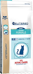 Royal Canin Feline Skin Young Female
