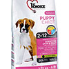 1st Choice Puppy  Sensitive Skin & Coat  (Lamb, fish & brown rice Formula)